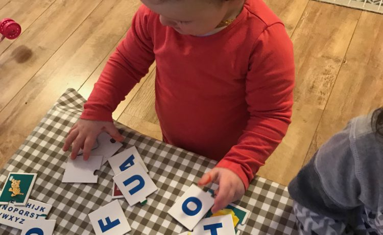 Language in early years