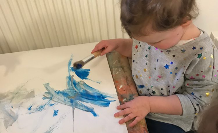 Fine arts in early years.