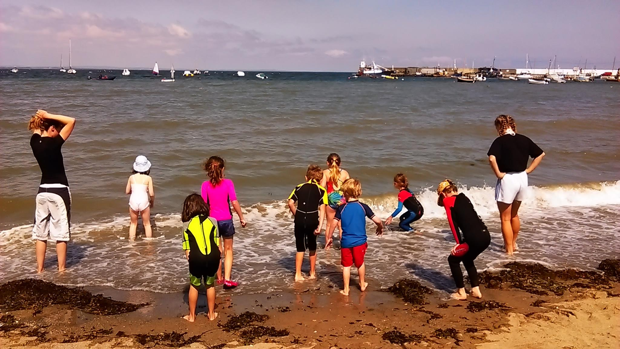 Miriam one of the babysitter in my team had been working in a Summer Camp in Skerries and here she is sharing her wonderful experience! I think everyone had so much fun!