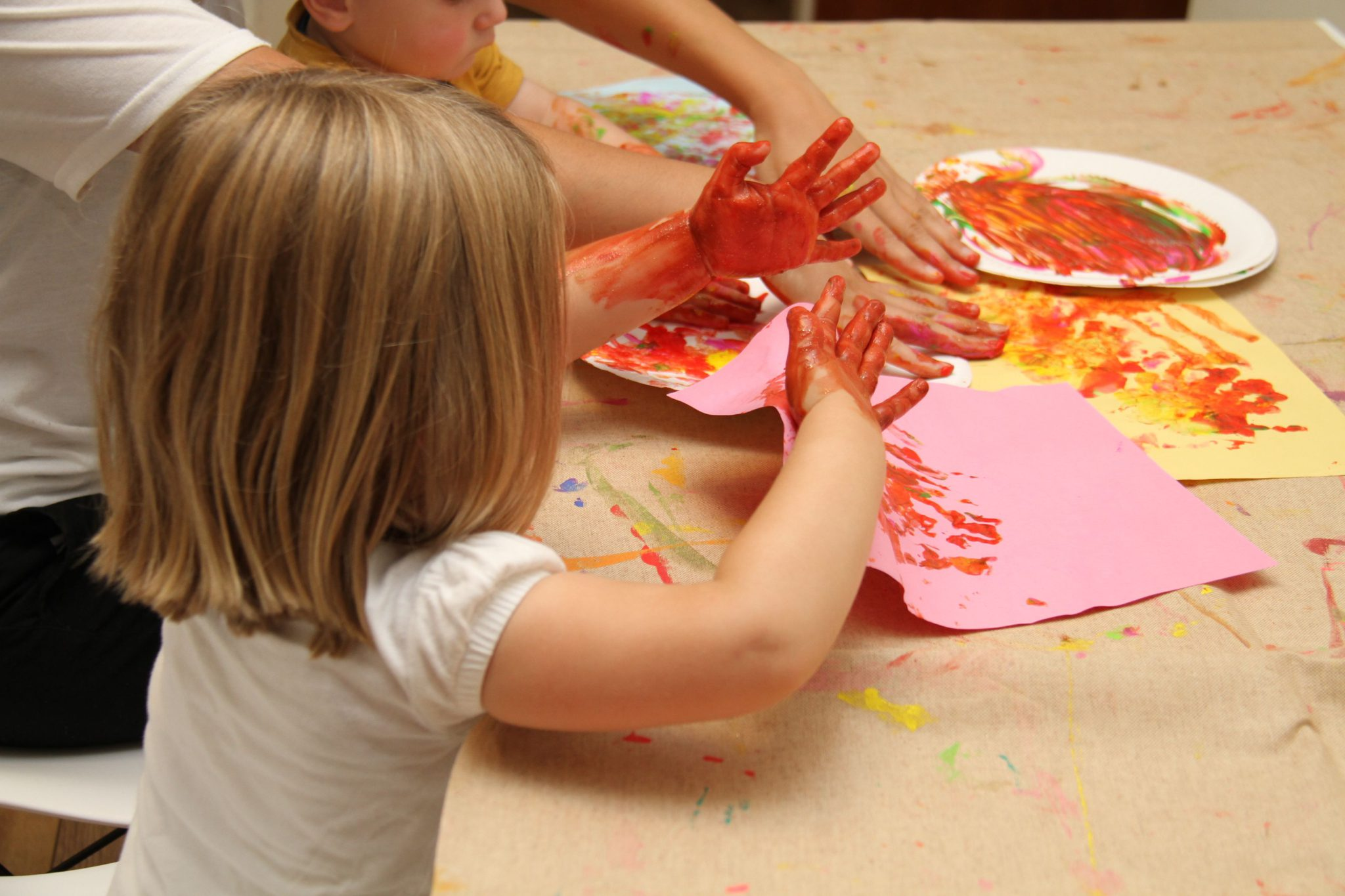 What is this about Art Therapy? Art therapy is a technique to know ourselves and to channel our emotions, let